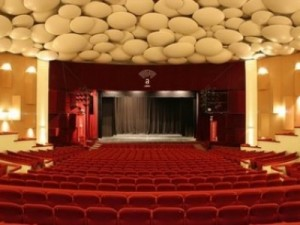 auditorium teatro mdp