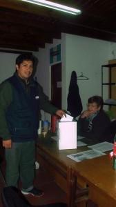 Diego Lencinas, Candidato a Secretario General de la CTA Mar del Plata