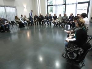 organo imparticla paritario reunion SOEME
