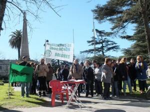 dolores plaza Castelli ATE 1