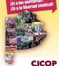 cicop afiche paritarias libres