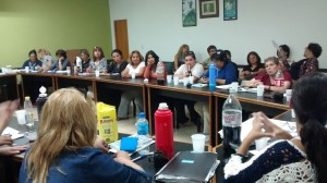 mujeres reunion provincial 04 2015
