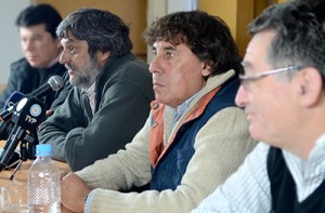 pagagnini y michelli en conferensia