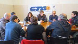 Reunión de Mesa Provincial