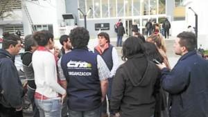 Micheli en UTN avellaneda