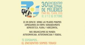 Encuentro-Nacional-de-Mujeres flyer