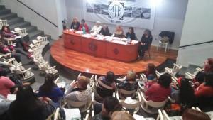 ate mujeres plenario  en Capital