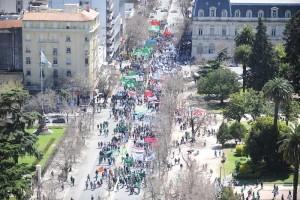 marcha 23 septiembre panoramica