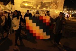 marcha bandera wipala