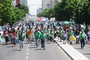 cta Marcha calle 7