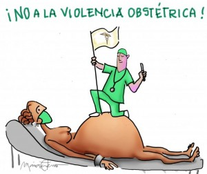 violencia obstetrica NO