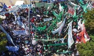 marcha unidad sindical