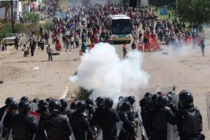 represion mexico